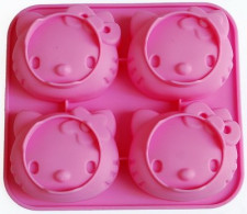 Le moule en silicone Hello Kitty