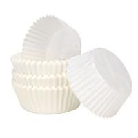 Caissettes blanches à Cupcakes et Muffins