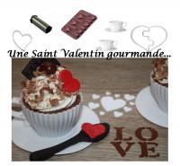 La Saint Valentin gourmande