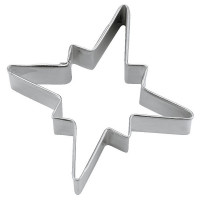 Emporte-pièce grande étoile lumaire