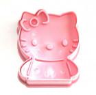 Emporte-pièce Hello Kitty 2