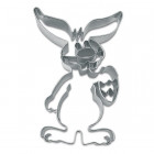 Emporte-pièce Bunny avec oeuf