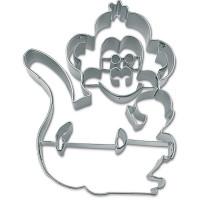 Emporte-pièce Le singe