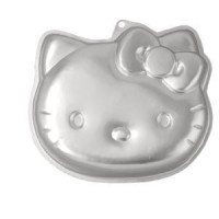 Moule Hello Kitty (alu)
