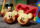 Le moule en silicone Mickey