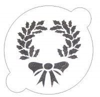Petit pochoir «couronne»