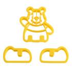Emporte-pièce Winnie 3d